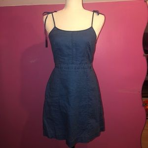 Madwell denim dress
